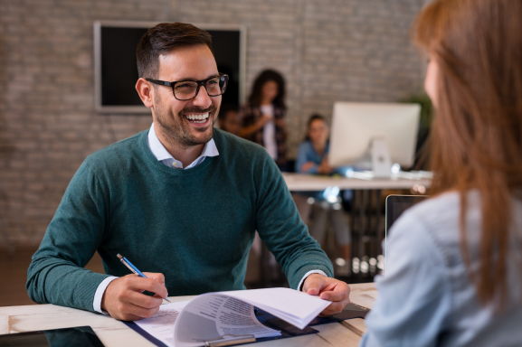 4 Desirable characteristics hiring managers look for in new hires image