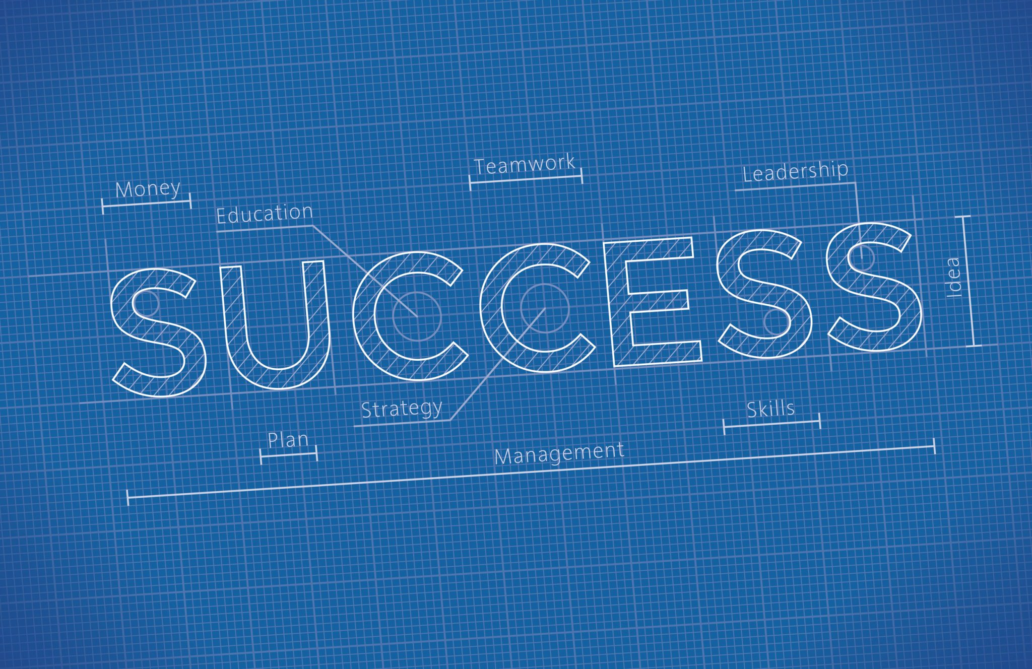 The blueprint for a successful career change image