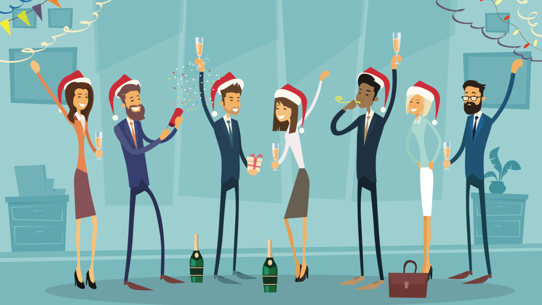 How to leverage the holidays for a successful job hunt image