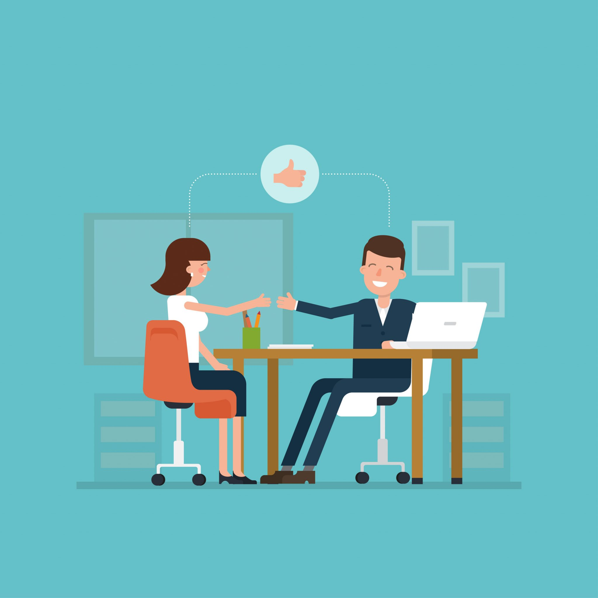 How to answer these 7 common interview questions image