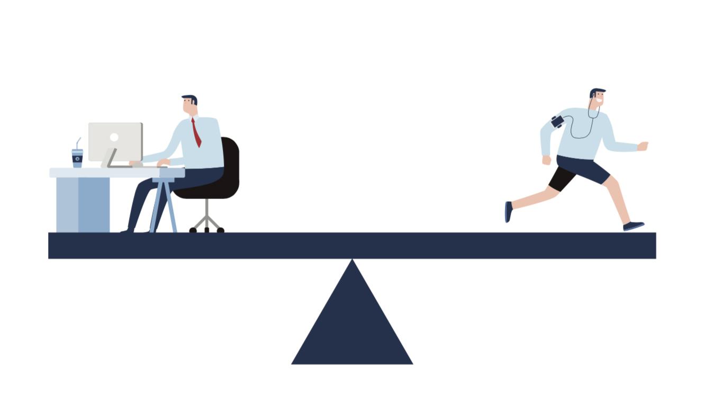 How to achieve work-life balance image