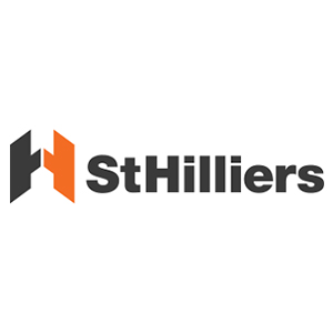 St Hilliers logo Client Testimonial Majer Recruitment