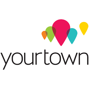 your town logo