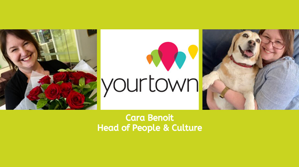 Cara Benoit Head of Culture and People at yourtown shares her perspective image